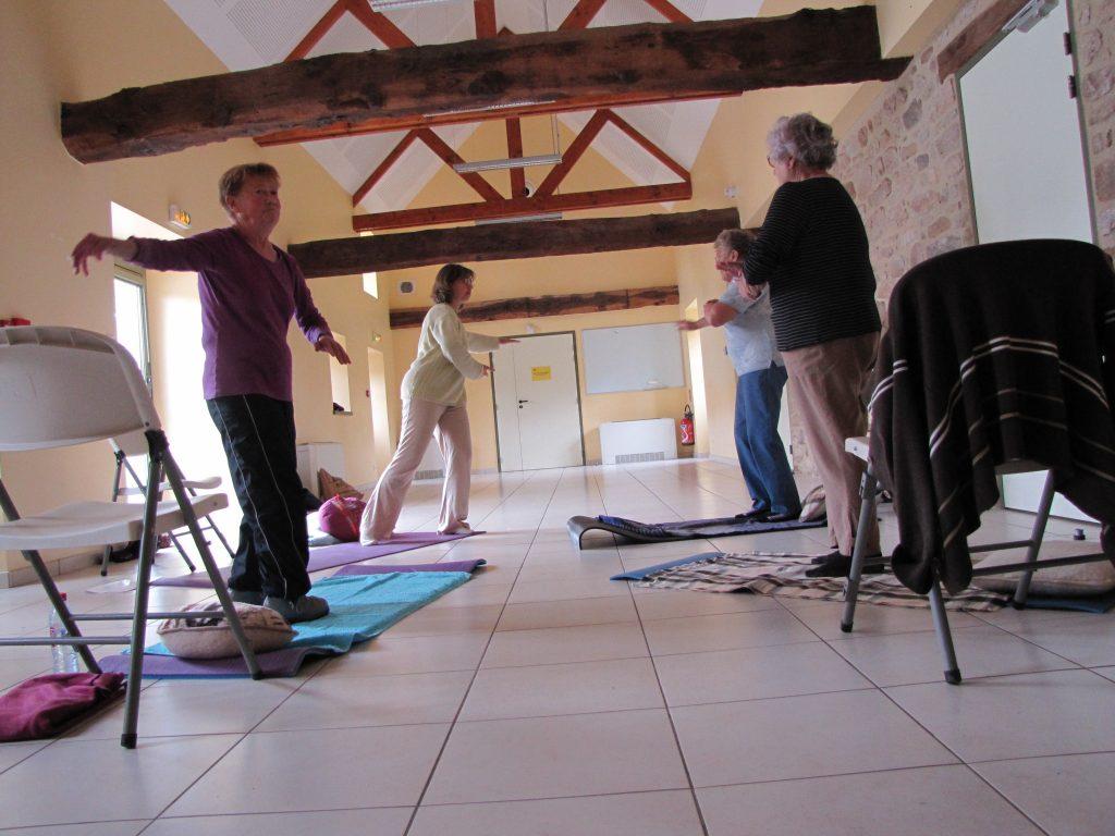 Yoga doux et adapté Péaule